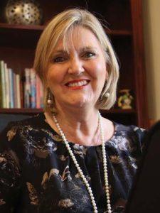 Sue Redinghuys, Principal of St Cyprians School