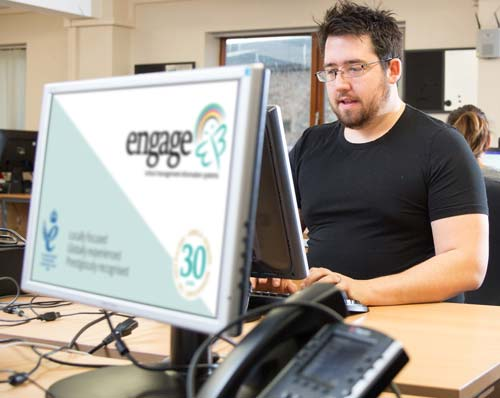 Engage support office