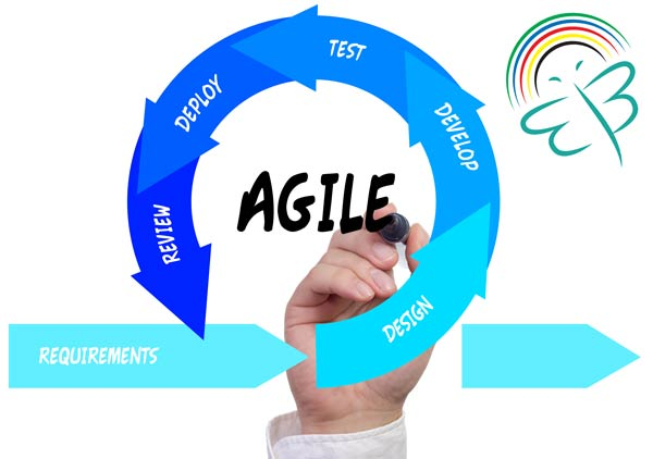 Agile development cycle at Engage