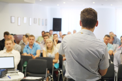 Impressive speakers were at the seminar